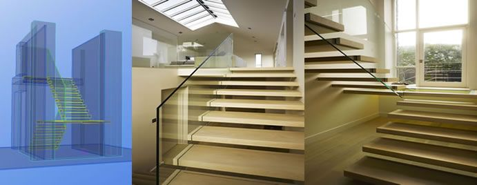 Signature Stairs - Interior Staircase Design