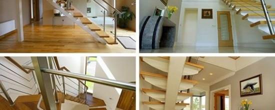 Glider Central Spine Staircase Design