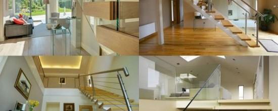 Natural light stairs - Signature Stairs