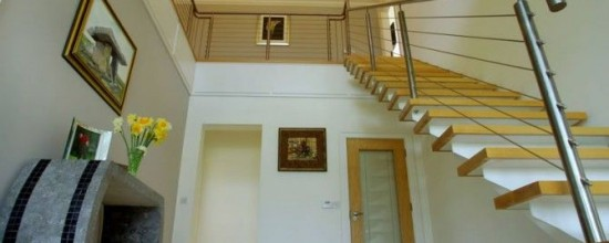 Steel staircase - Signature Stairs