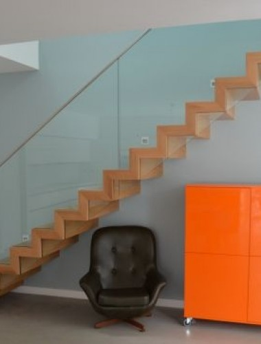 Corbellian Staircase Design - Latest addition to the Signature range