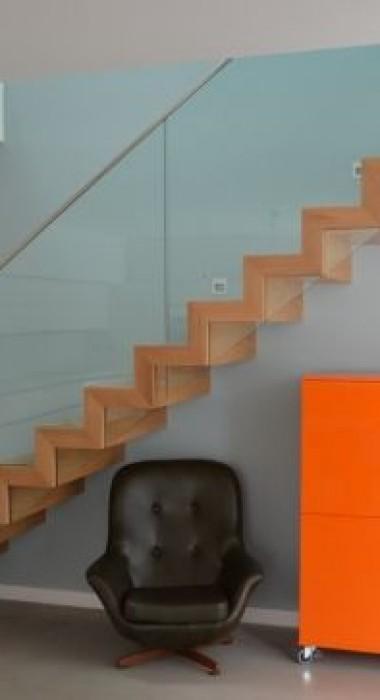 Corbellian Staircase Design - Latest addition to the Signature range