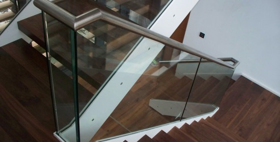 Inca Stairs Design - A modern stairs with a link to ancient Inca traditions