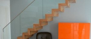 Corbellian staircase by Signature Stairs