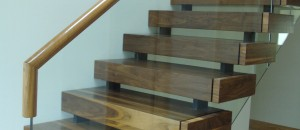 Open Stairs promotes natural lighting