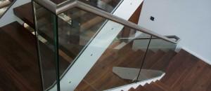 Inca stair ideas for a return landing