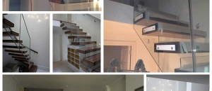 Staircase construction by Signature Stairs