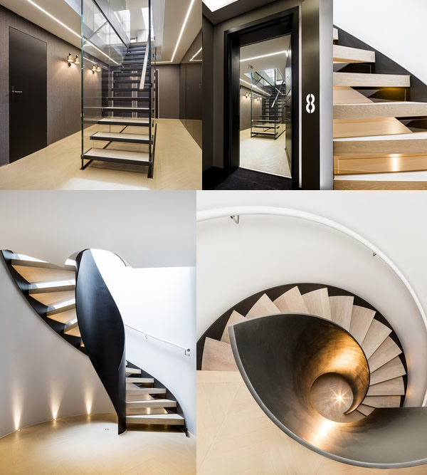 bespoke designs from Signature Stairs